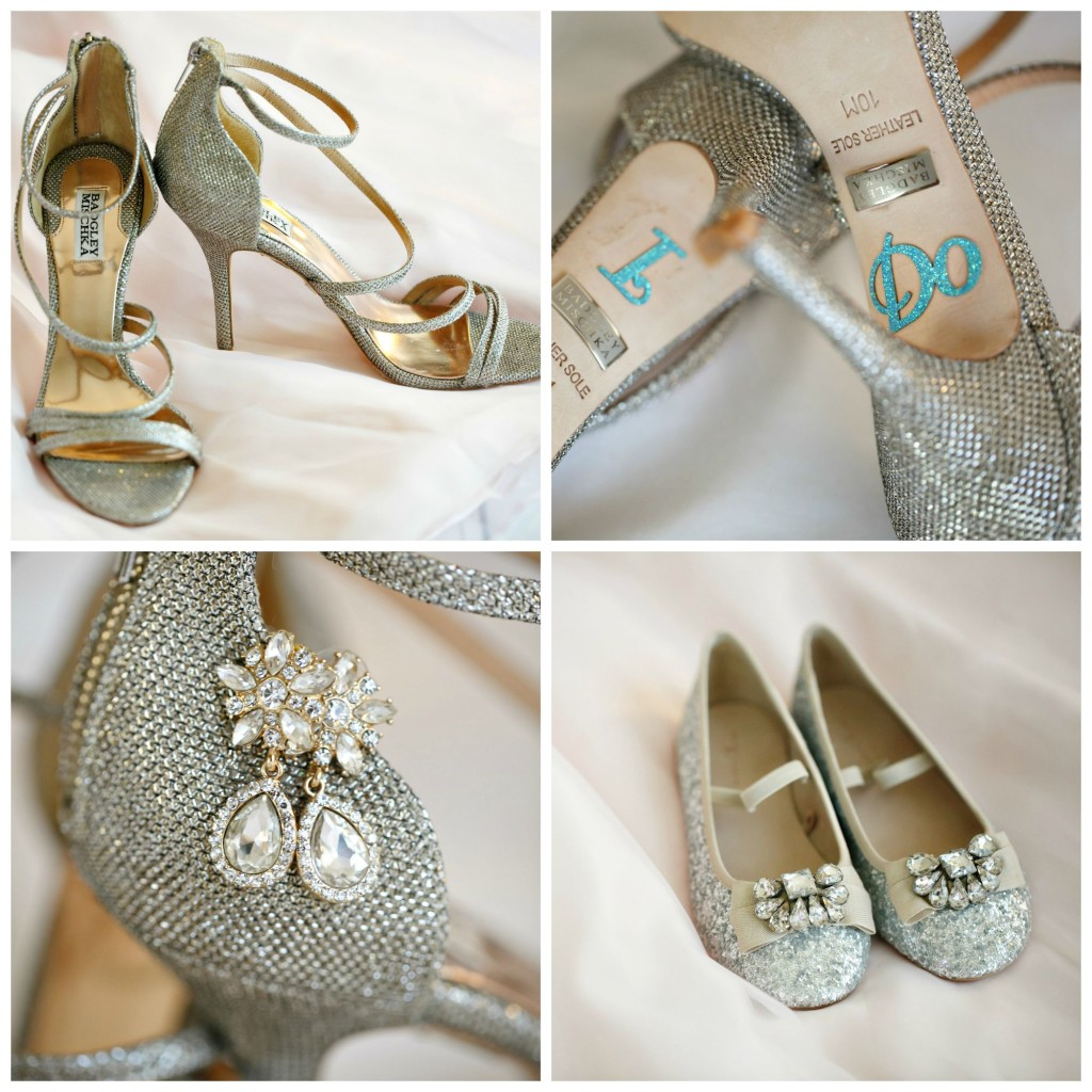 The Coordinated Bride Wedding Shoes Inspiration 26