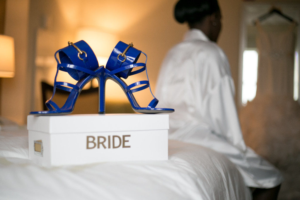 The Coordinated Bride Wedding Shoes Inspiration 28