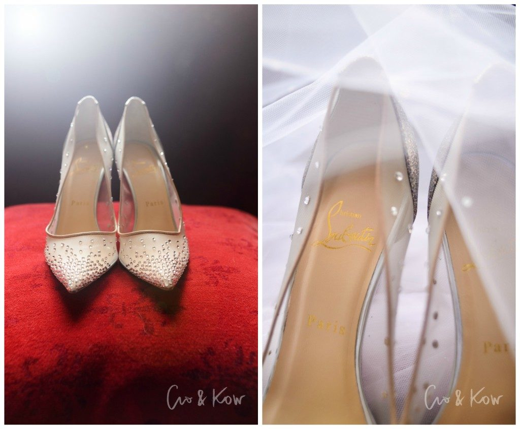The Coordinated Bride Wedding Shoes Inspiration 32