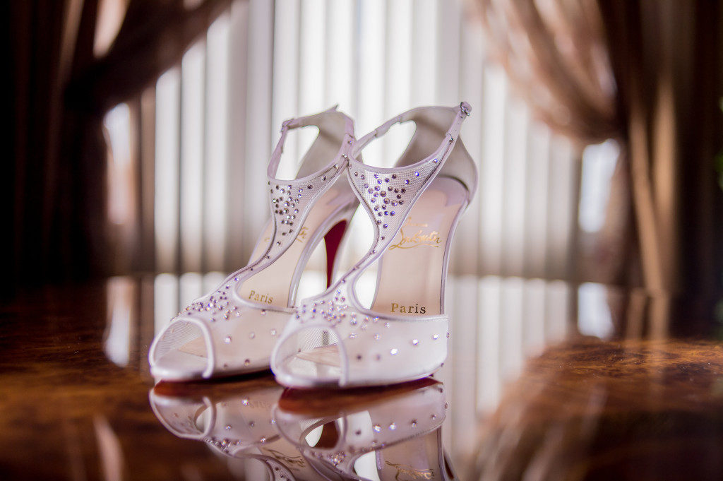The Coordinated Bride Wedding Shoes Inspiration 34
