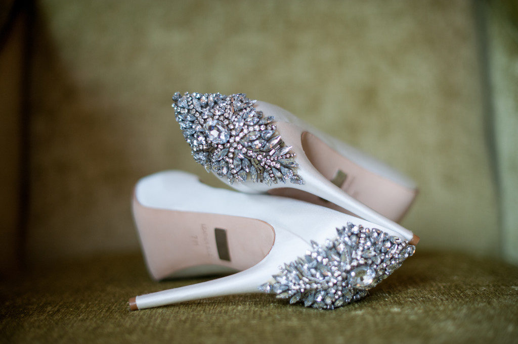 The Coordinated Bride Wedding Shoes Inspiration 35