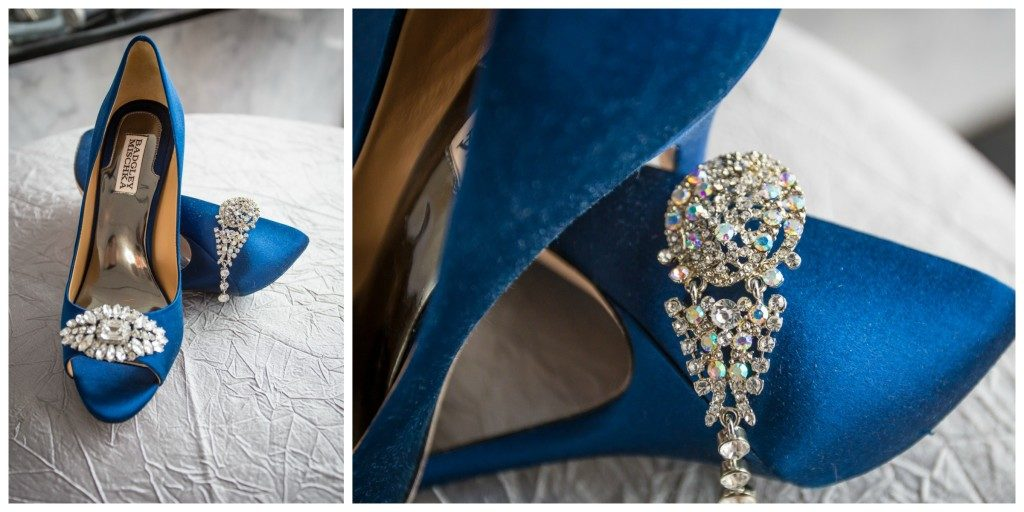 The Coordinated Bride Wedding Shoes Inspiration 36