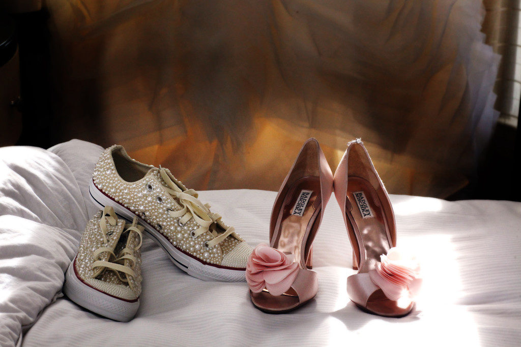 The Coordinated Bride Wedding Shoes Inspiration 37