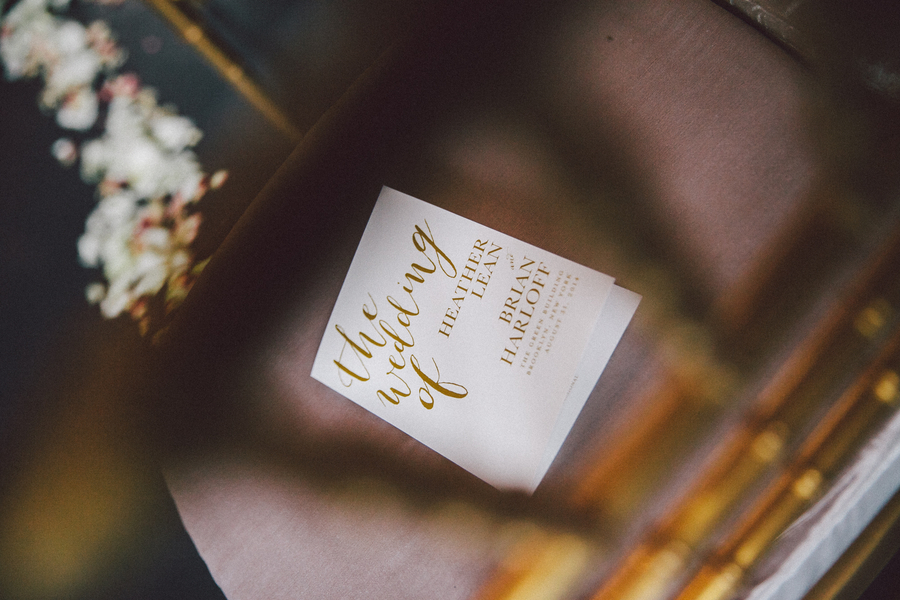 The Coordinated Bride Wedding Stationery Inspiration 13