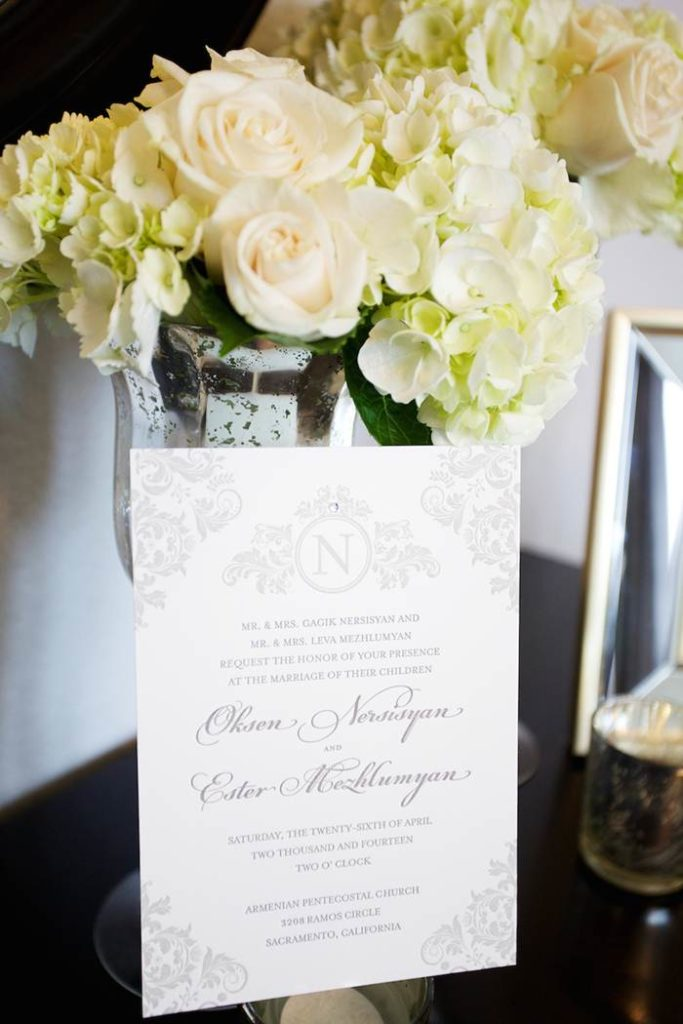 The Coordinated Bride Wedding Stationery Inspiration 2