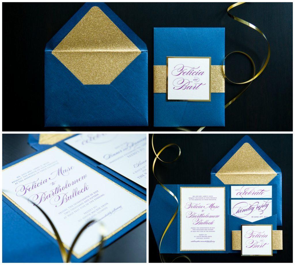 The Coordinated Bride Wedding Stationery Inspiration 20