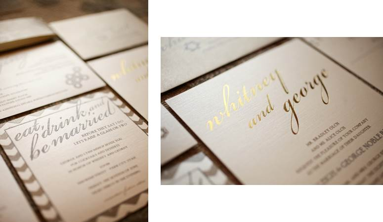 The Coordinated Bride Wedding Stationery Inspiration 9