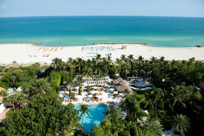 The Palms Garden and Beach