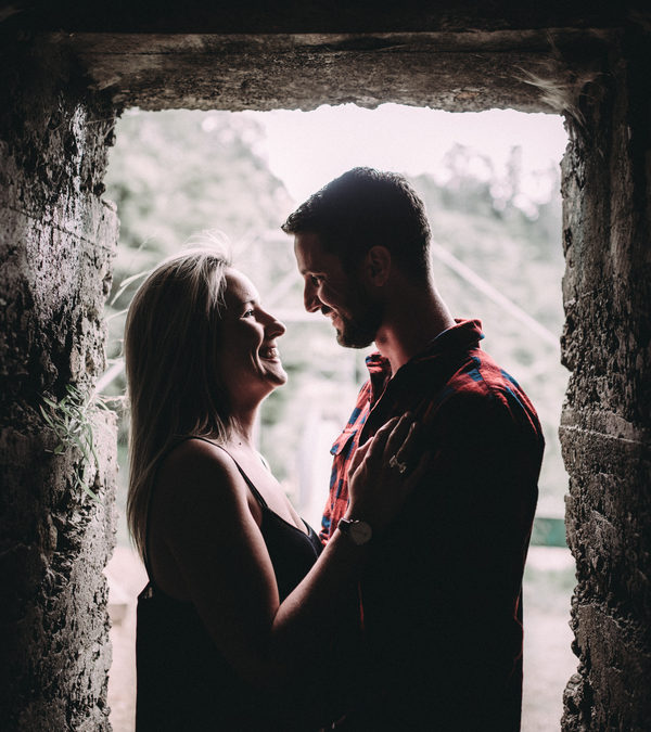 Enchanting New Zealand Engagement Shoot