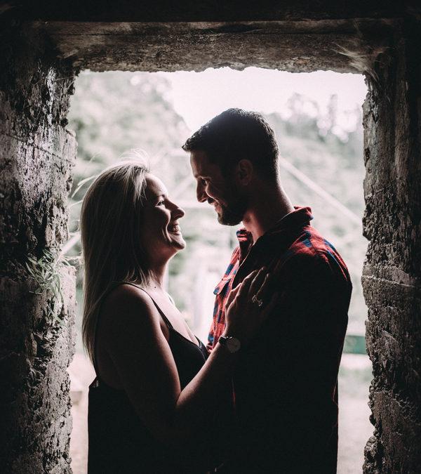 Enchanting New Zealand Engagement Shoot