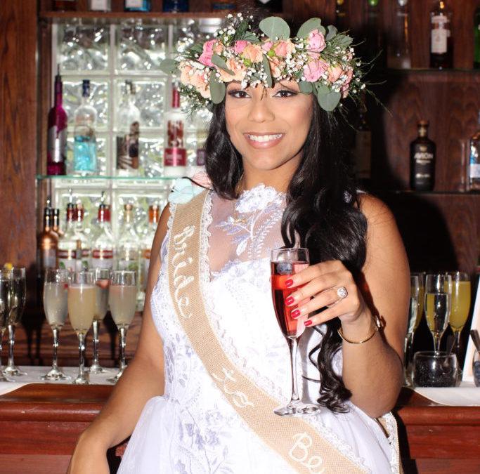 Ashley's Rustic Chic Lovebirds Bridal Shower