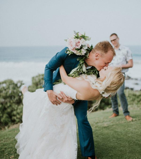 Rainy Day Wedding in Hawaii, Svetlana Sauer Photo