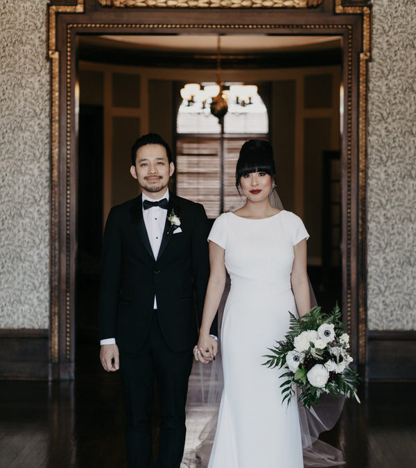 Gorgeous San Francisco Wedding