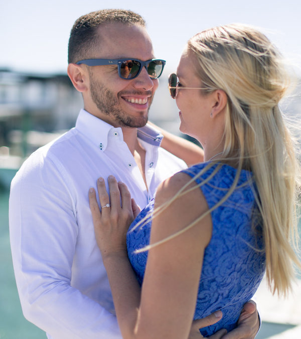 Marina Love, An Engagement Shoot in the Bahamas