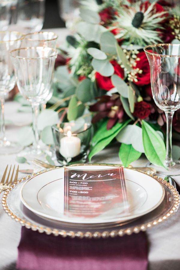 An Urban Vow Renewal With a Romantic Vintage Twist