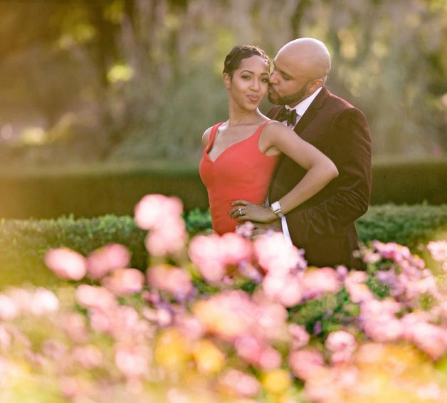 Guest Bride Blogger Jomaire {JE #1}- A Harlem Love Story
