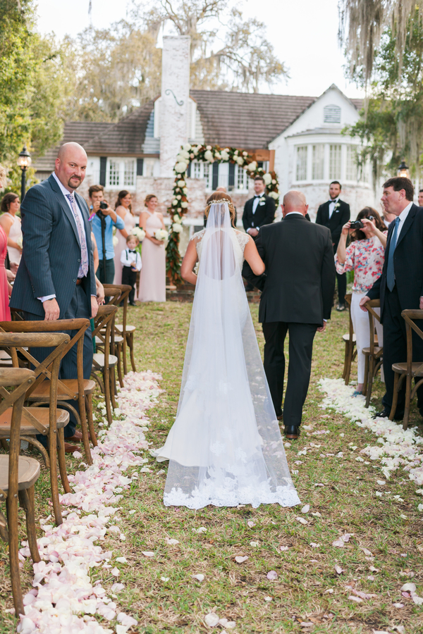 A Romantic Wedding at the Peachtree House – Brittaney & Jameson ...