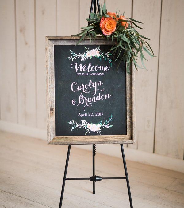 A Romantic Wedding at The White Sparrow Barn, Texas