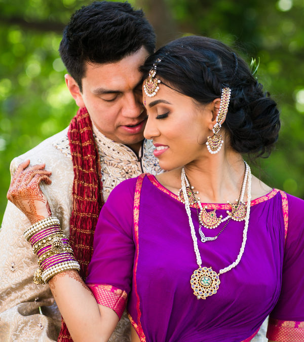 Austin, TX Indian Wedding with a Latin Flare