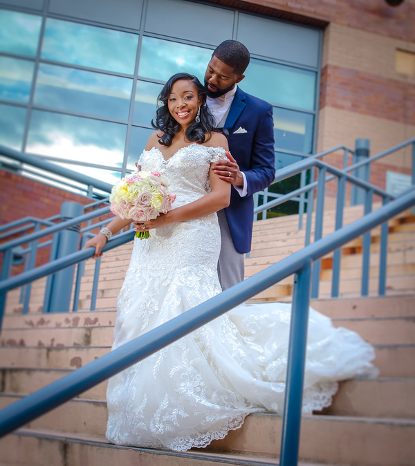 A Fall Atlanta Wedding at the Cobb Galleria Centre