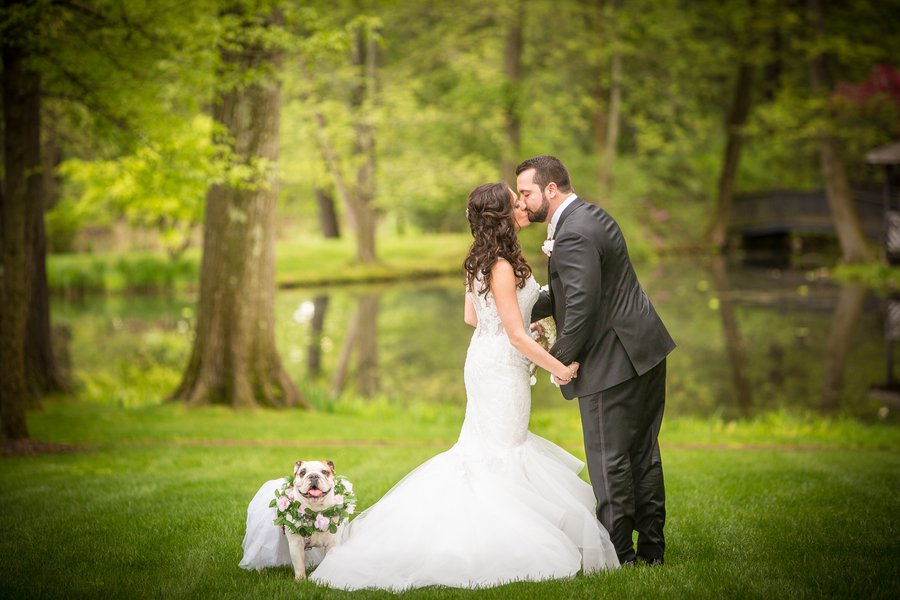 Enchanted New Jersey Wedding at the Pleasantdale Chateau