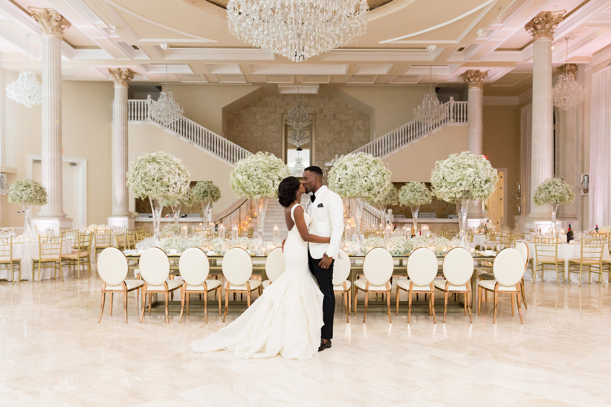 A Nigerian Multicultural Luxury Wedding In Virginia Sade