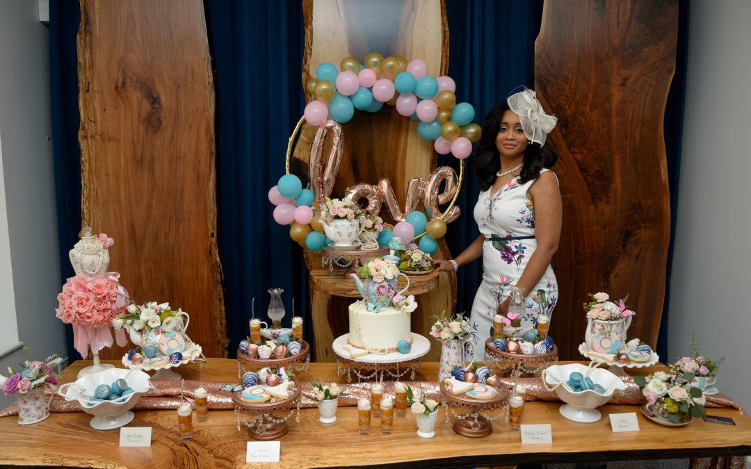 Guest Bride Blogger Krystal: My Bridal Tea Party