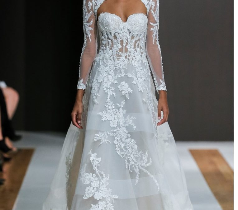 MARK ZUNINO UNVEILS DEBUT BRIDAL COLLECTION