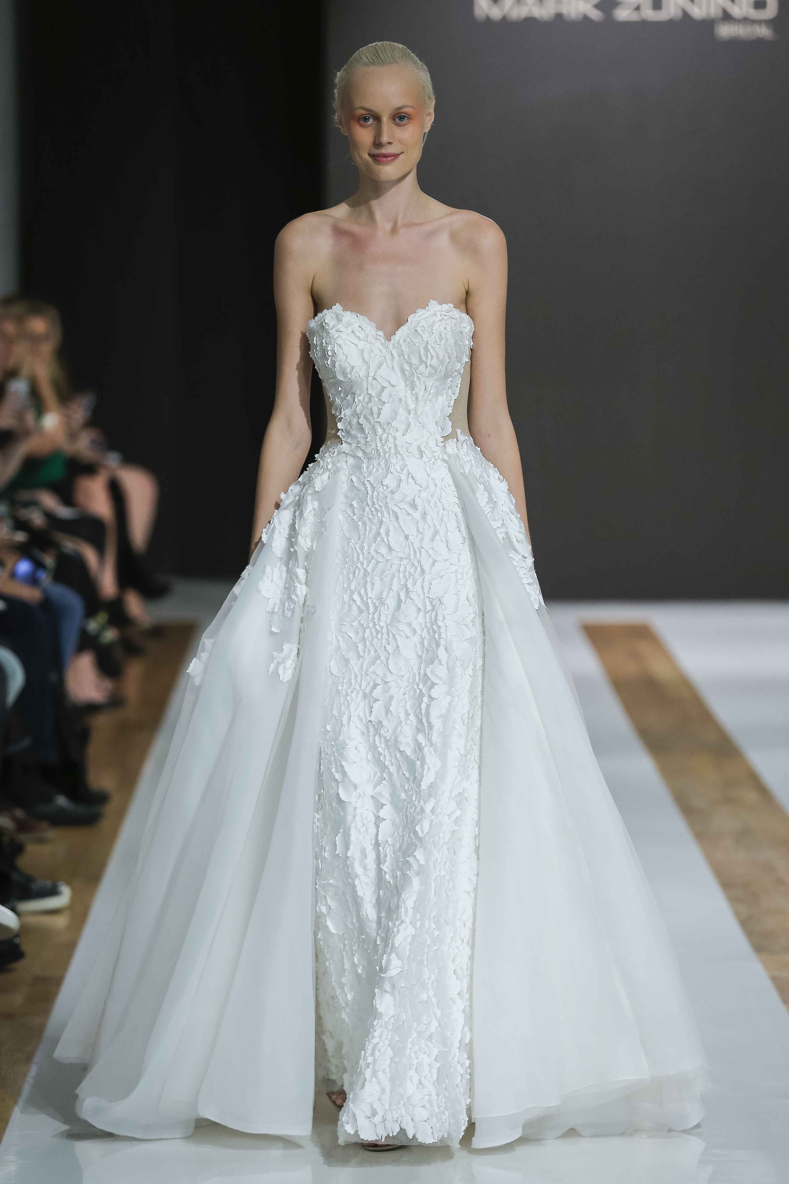MARK ZUNINO UNVEILS DEBUT BRIDAL COLLECTION | The Coordinated Bride