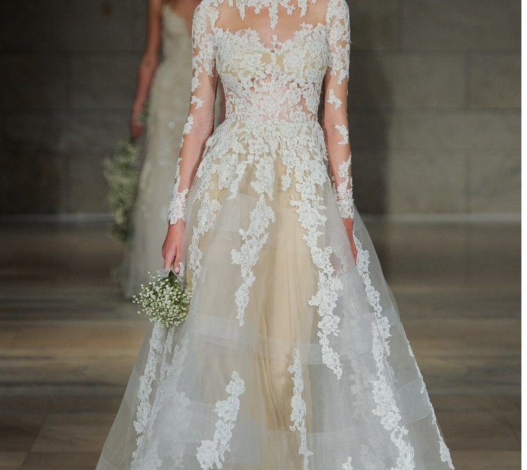 REEM ACRA FALL 2018 BRIDAL COLLECTION INSPIRATION