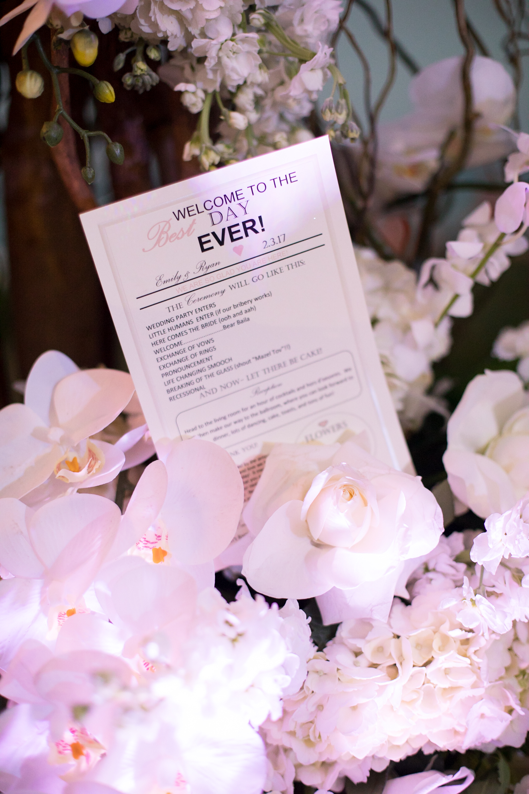 Four Seasons Palm Beach Wedding – Emily and Ryan | The Coordinated Bride