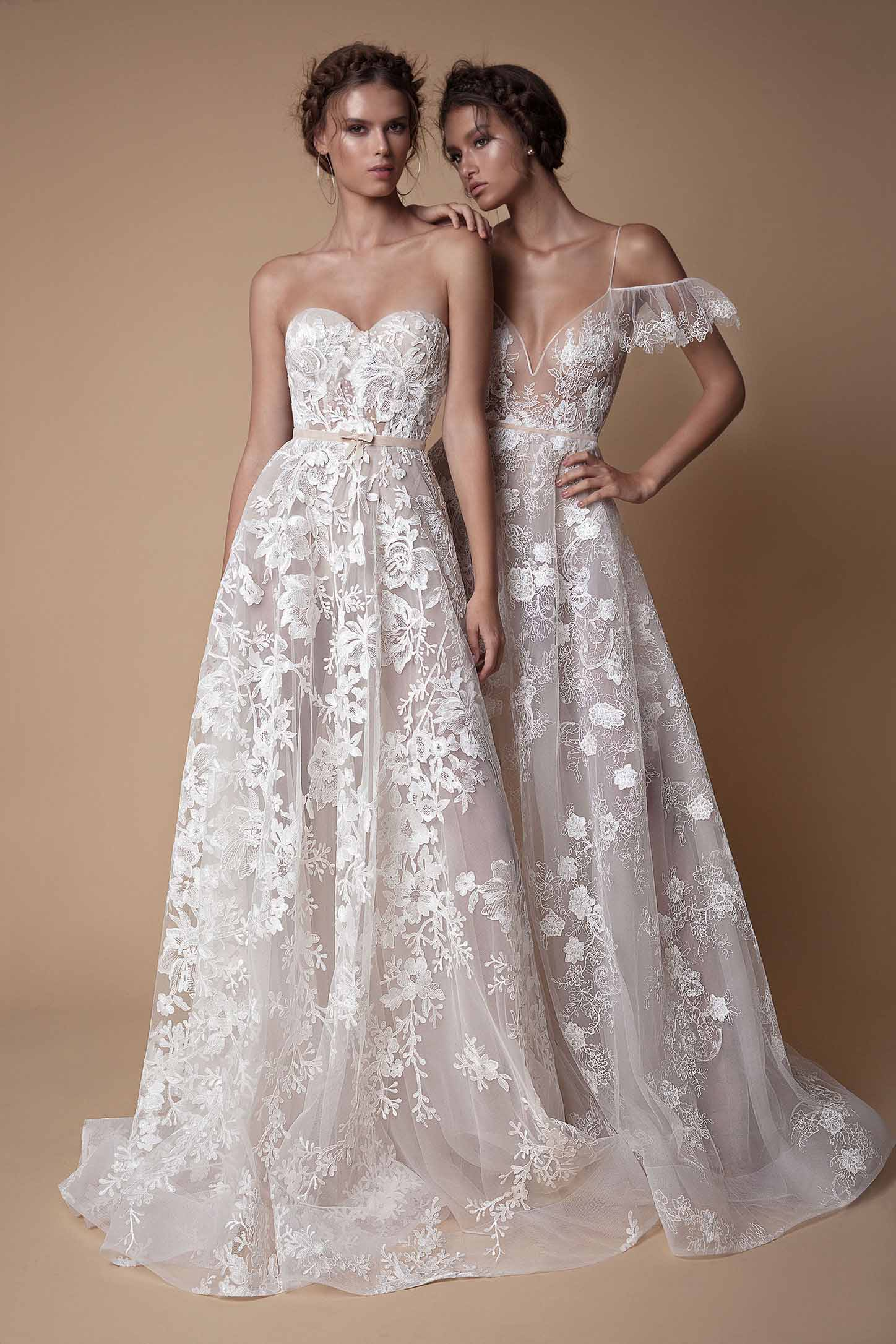 2018 muse by berta collection the coordinated bride