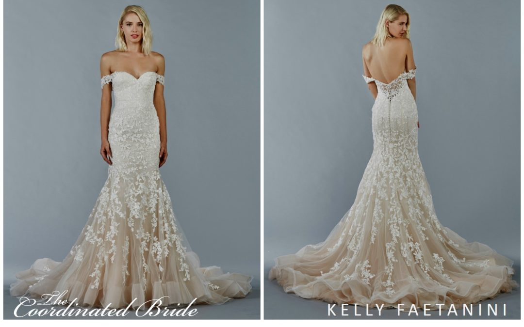 KELLY FAETANINI FALL 2018 BRIDAL COLLECTION