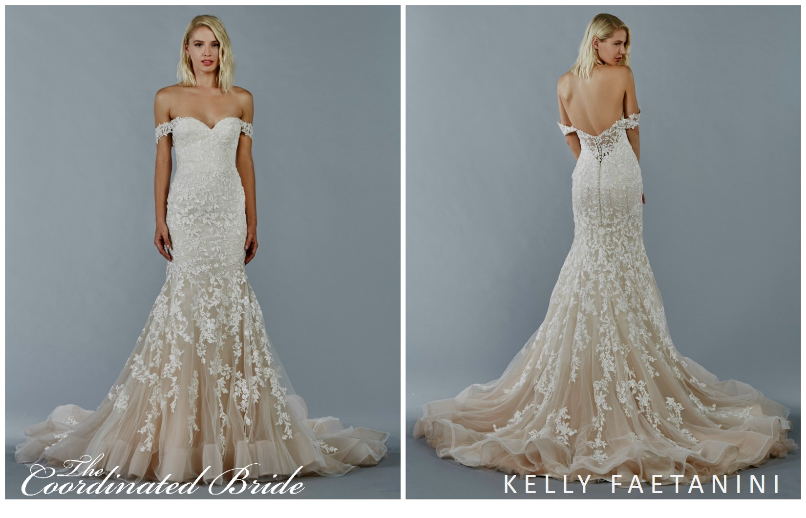 KELLY FAETANINI FALL 2018 BRIDAL COLLECTION | The Coordinated Bride