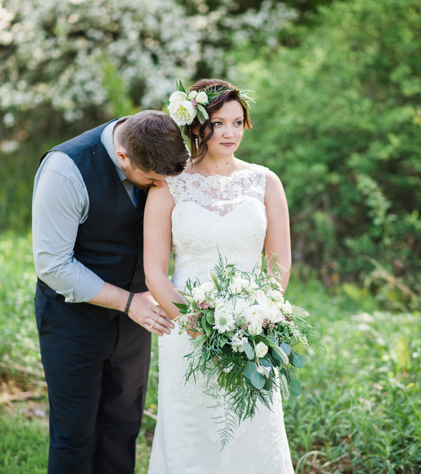 Secret Garden Inspired Wedding Shoot in Vermont
