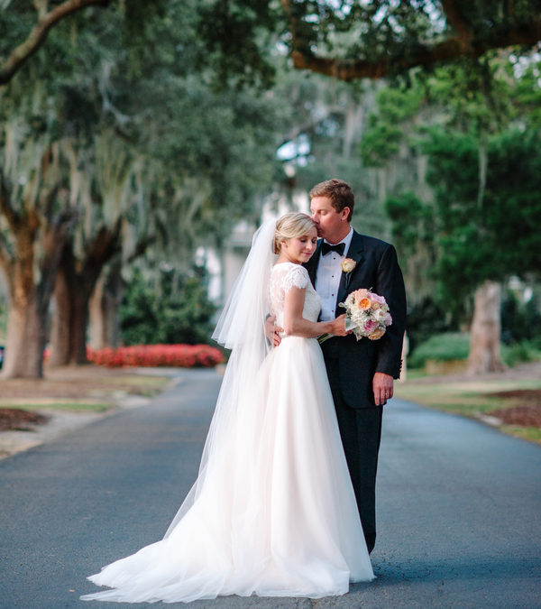 An Elegant Southern Wedding: Caitlin & Grice