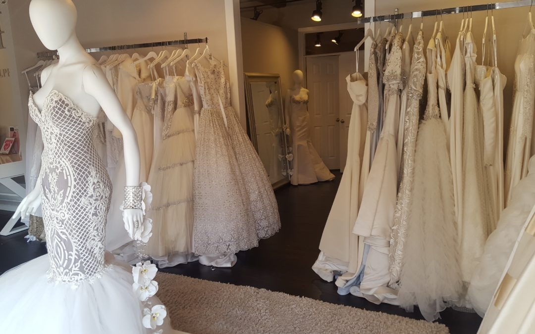 Guest Bride Blogger Sisi [JE #2]: I Said Yes to the Custom Dress!