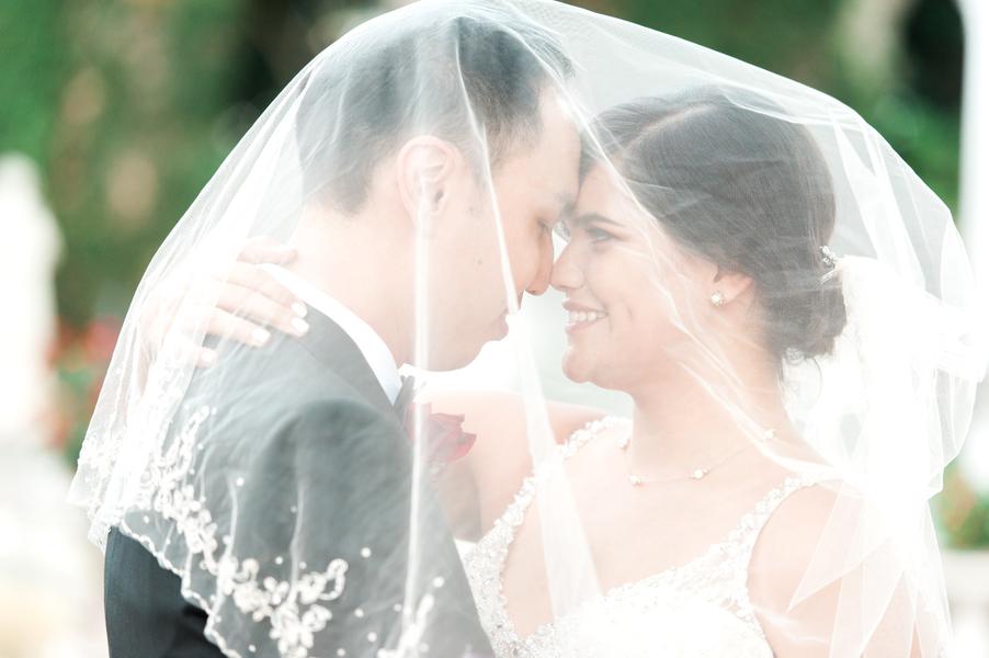Romantic & Opulent Grecian Inspired Wedding in Florida