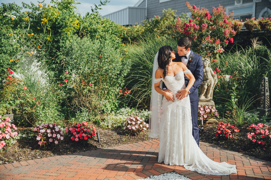 An Elegant New Jersey Barn Wedding