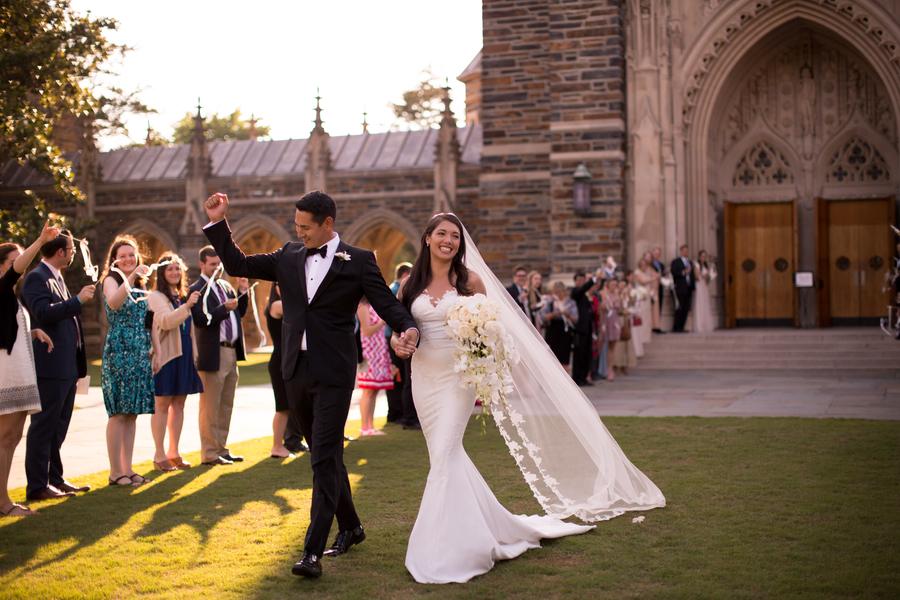 An Elegant North Carolina Wedding, Matt & Alisa