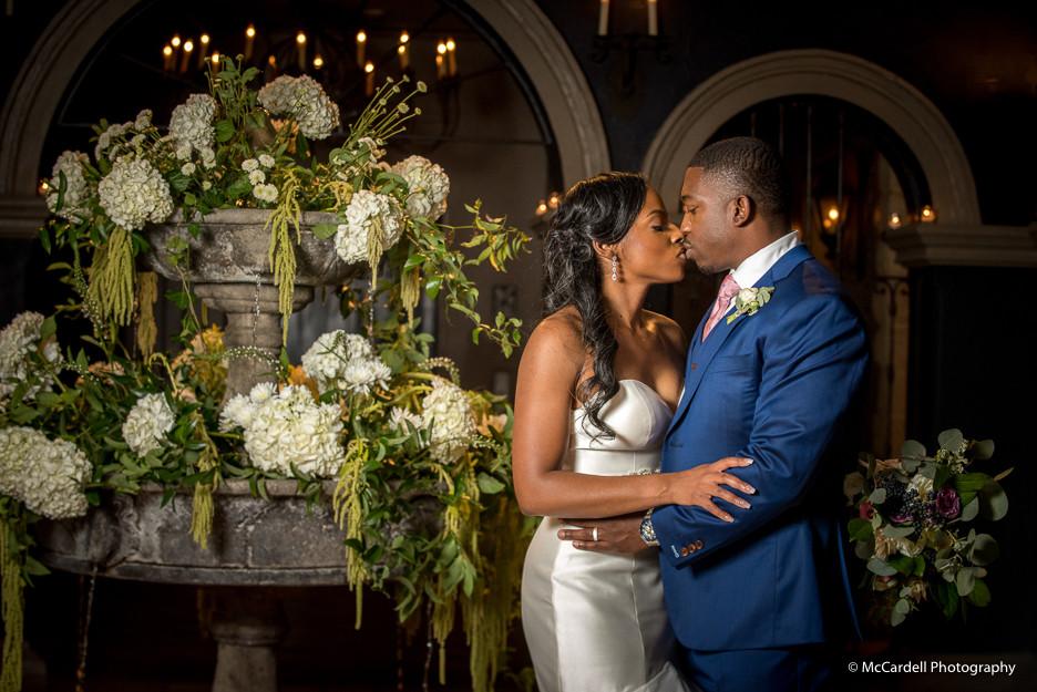 Industrial Chic Themed North Carolina Wedding – Cerina & John