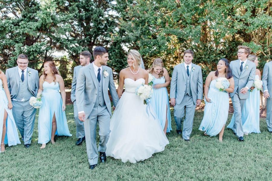 Beautiful Manor Wedding in Central Virginia – Sarah and Michael