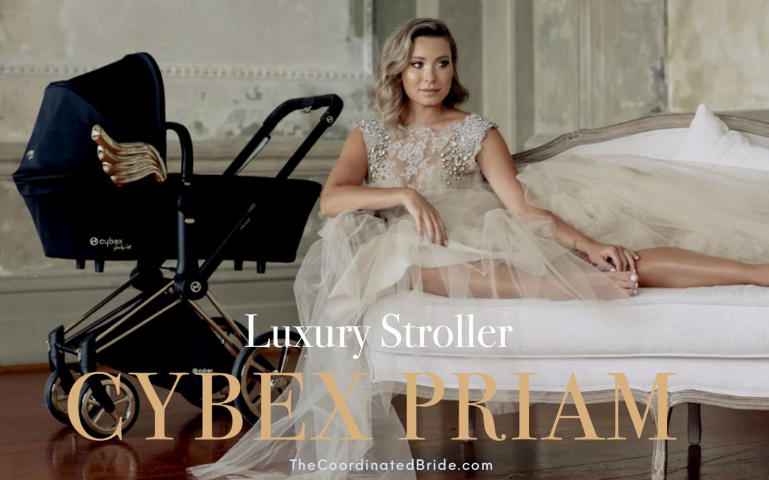 Luxury Stroller: CYBEX PRIAM Lux Seatby Jeremy Scott
