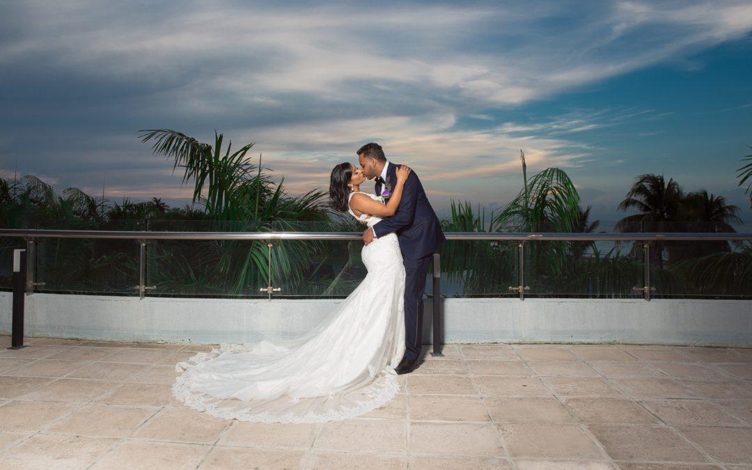 Guest Bride Blogger Chandra [JE #5] – Down The Aisle