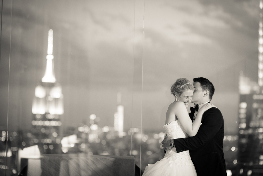 A Dream New York Wedding at the Rainbow Room