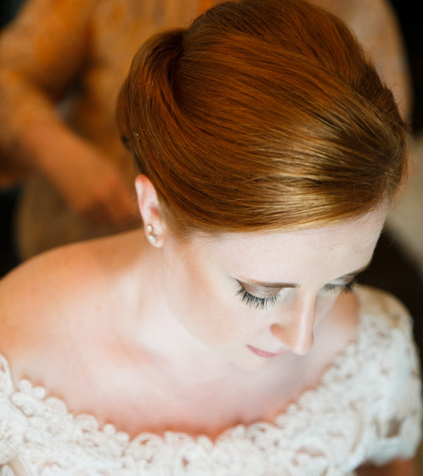 Romantic Spring Wedding in Texas – Lindsey & Chris