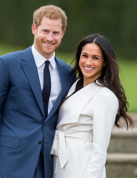 Prince Harry and Mehgan Markle Set Their Royal Wedding Date
