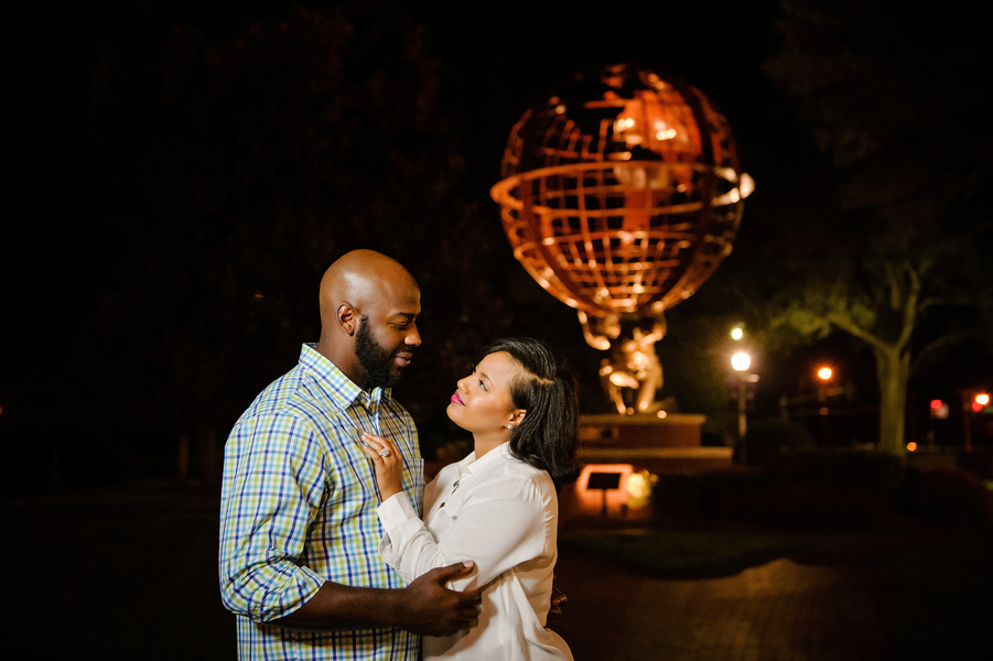 A University Love Story – Brittany and Joel