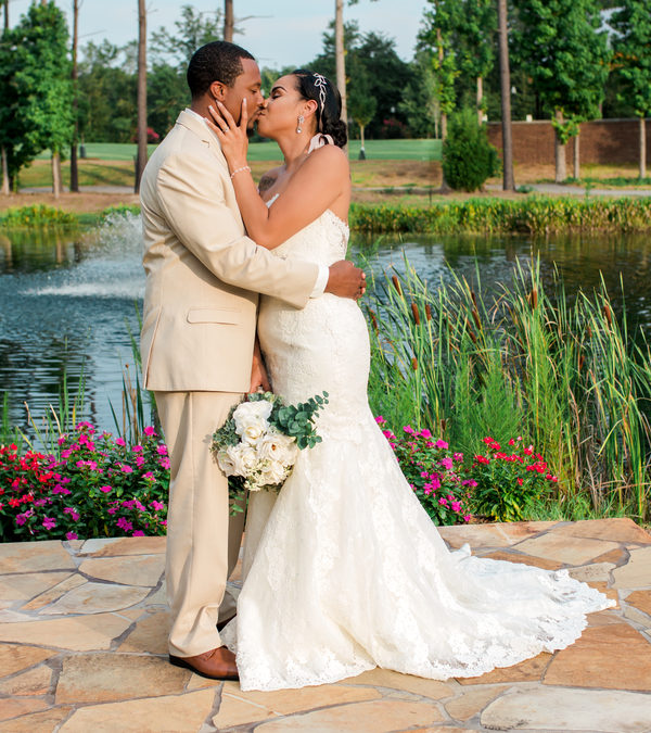 Vow Renewal in South Carolina – Andre & Shanai