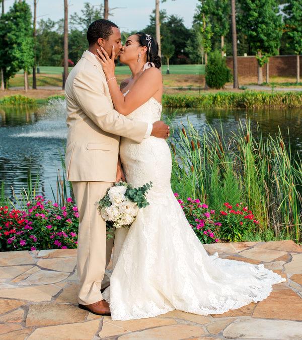 Vow Renewal in South Carolina – Andre & Shanai